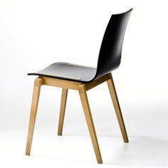 Chaises skin de calligaris 100 design sofas chairs - La redoute chaise de bureau ...