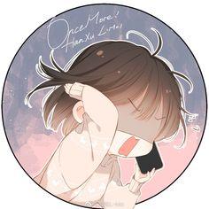 Chibi Girl Drawings, Kawaii Drawings, Cute Drawings, Cute Anime Chibi, Cute Anime Pics, Kawaii Anime, Cute Doodle Art, Cute Art, Cute Couple Wallpaper