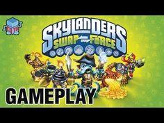 Skylanders Swap Force Play-By-Play Commentary #skylanders #toys #collecting