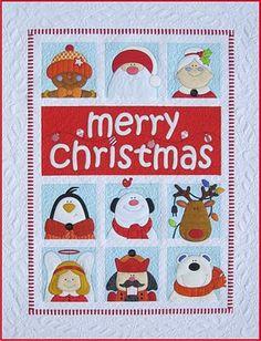Amy Bradley Designs: Merry Christmas Pattern