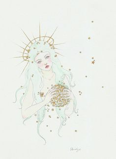 Golden by callyrabbit, via Flickr