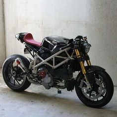 A Ducati 1098 That Nathan Stiles Decided To Turn Into Modern Cafe Racer