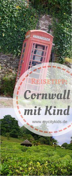 Familienurlaub: Cornwall mit Kind, Rundreise durch Cornwall mit Traumstränden, schönen Buchten und gutem Wetter. Erreichbar perfekt mit der Fähre, dann hat man das Auto direkt mit dabei.