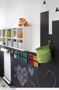 Fajny pomysł na pokój dla dziecka
