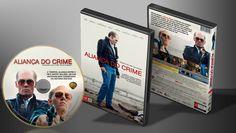 Aliança Do Crime - Capa | VITRINE - Galeria De Capas - Designer Covers Custom | Capas & Labels Customizados