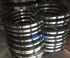 A182 ANSI B16.48 F53 Spectacle Blind 12 Inch CL150_Zhejiang Yaang Pipe Industry Co., Limited