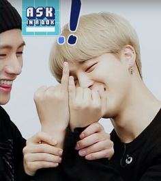 Love Jimins hands anyway