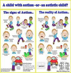 The Reality Of Autism >> School For Autism On Pinterest