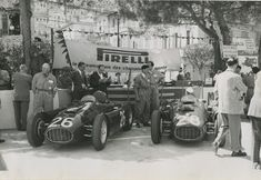 Lancia D50   1955 Monaco