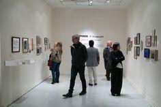 Crítica. Arte y sociedad en un diario argentino (1913 - 1941)  • 19.11.15 | 23.01.16 • Espacio de Arte de Fundación OSDE • Suipacha 658 1° piso.