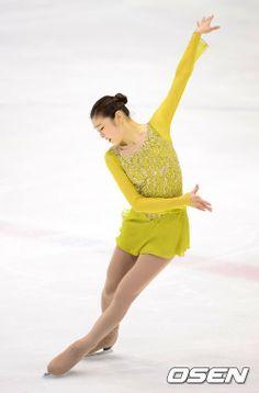 [올챔퀸연아] 이 포즈 연느의 긴 팔다리가 돋보이는거 같음 - 피겨스케이팅 갤러리 #김연아 #YunaKim