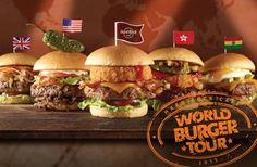 World Burger Tour Hard Rock Cafe NY