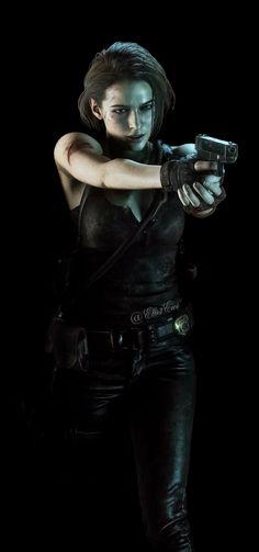 Carlos Resident Evil, Resident Evil Girl, Resident Evil 3 Remake, Jill Sandwich, Valentine Resident Evil, Green Hair Girl, Assassin's Creed Black, Albert Wesker, Mortal Kombat Art