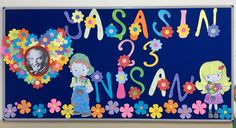 23 Nisan, 2017 sınıf panomuz.-EGT Art Rules, Preschool Activities, Classroom Decor, Happy New Year, Silk, Art Periods, Happy New Years Eve, Classroom Displays, Classroom Organization