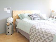 Underlayment in het interieur | Blog van @joserusschen | Stek Magazine | Doehetzelf | Wood | Headboard