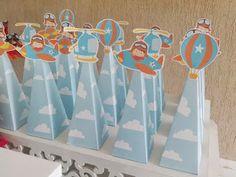 Pokopous: Festa aviador