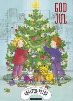Gjerrigknark.com: Få GRATIS julekalenderpakke med Karsten og Petra