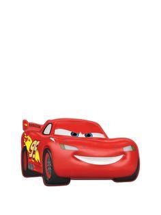 Disney Cars 3d Wall Light Lightning Mcqueen