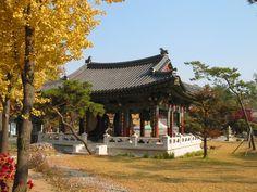 Suwon, South Korea, photo by Ania Bogacka