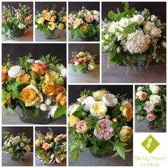 May Delivery Arrangements - www.DragonflyFloral.com - #mayflowers #dragonflyfloral #mothersday