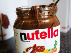 Make hot chocolate with nutella!