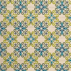 digging this tile inspired rug ...