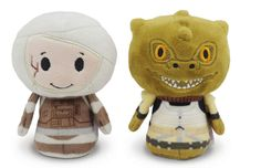 Exclusive Hallmark Itty-bittys Dengar and Bossk available only at Star Wars Celebration Anaheim!