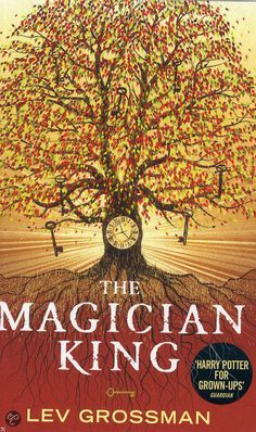 The Magician King, Lev Grossman Deel 2