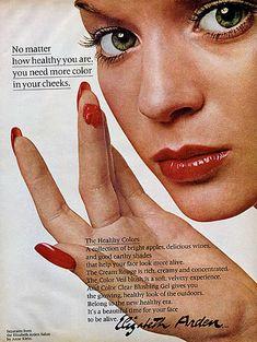 fashion and design print collectibles -- Vintage Vogue, Harpers Bazaar, Couturier Patterns, Fashion Ads and Books 1970s Makeup, Vintage Makeup Ads, Vintage Ads, Vogue Covers, Vintage Magazines, Vintage Vogue, Harpers Bazaar, Vintage Patterns, Supermodels