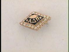 A Diamond in Diamonds. Alpha Delta Pi.