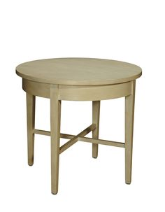 "LOLA SIDE TABLE | Dimensions 28""H x 31""Dia. 