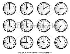Vector - world time zone, wall clock vector - stock illustration, royalty free illustrations, stock clip art icon, stock clipart icons, logo, line art, EPS picture, pictures, graphic, graphics, drawing, drawings, vector image, artwork, EPS vector art