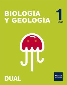 Inicia Dual Biología y Geología Serie Nácar.1.º ESO. Licencia Alumno