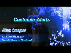 Alan Cooper - General Manager - Honda Cars of Rockwall Texas - DeliveryMaxx