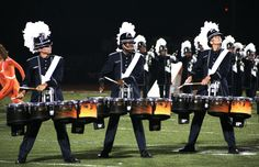 Drum Corps 2014 | pchagnon images | Bluecoats