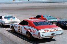A Mercury Montego fielded by Wood Brothers Racing. Funny Car Racing, Drag Racing, Auto Racing, Mercury Montego, Nascar Race Cars, Ford Torino, Vintage Race Car, Ford Motor Company, Dream Cars