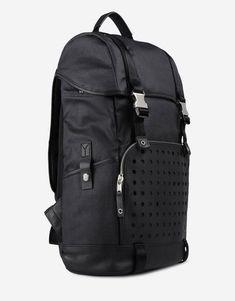 Y-3 Online Store -, Y-3 Toile Backpack