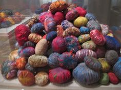 file under fiber: Sheila Hicks at the Addison Gallery
