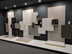 Showroom Interior Design, Tile Showroom, Kitchen And Bath Showroom, Kitchen Room Design, Store Interiors, Office Interiors, Estilo Interior, Tile Stores, Exhibition Booth Design