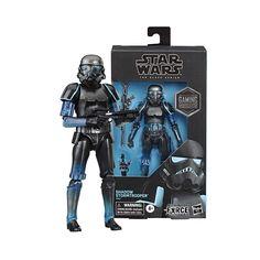 Star Wars Black Series Shadow Stormtrooper Stormtrooper Commander Bly Set