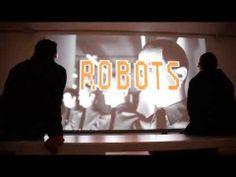 Kraftwerk 3D Morderna Museet Avril 2014
