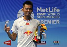 #China's Lin Dan grabs first ever win in #Malaysia Open  China's Lin Dan, a two-time Olympic champion, engineered a brilliantly ruthless strategy against arch-rival Malaysian world number one Lee Chong Wei to win his first ever Malaysia Open badminton title.   Showing no sign of fatigue, 33-year-old Lin pushed Lee, one year his senior, from back to front, forcing the recent All England Open winner into unforced errors to bag a win 21-19, 21-14 in 55 minutes.  Follow This Link…