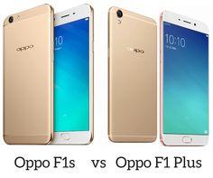 Oppo F1s vs Oppo F1 Plus – Specs and Price in India