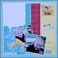 Crazy Summer Fun *Quick Quotes* - Scrapbook.com