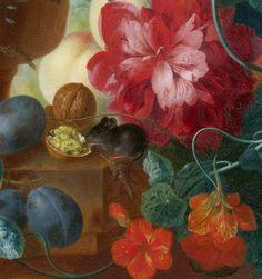Jan van Os (1744 – 1808), Fruit and Flowers in a Terracotta Vase