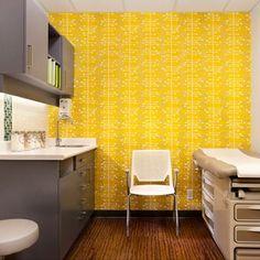 Simple and small Medical clinic interior design ideas Interior