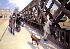 Gustave Caillebotte : tra pittura e fotografia.