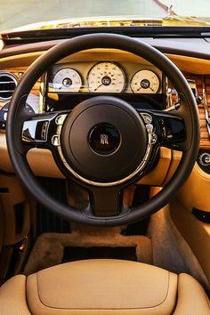 "fullthrottleauto: "" Front panel 2015–pr. Rolls-Royce Ghost """