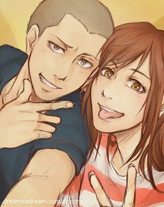 Image uploaded by Valhe. Find images and videos about anime, attack on titan and shingeki no kyojin on We Heart It - the app to get lost in what you love. Armin, Eren Aot, Ereri, Levihan, Attack On Titan Ships, Attack On Titan Fanart, Fanarts Anime, Manga Anime, Connie Springer