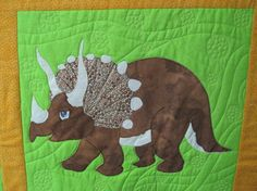 Looking for your next project? You're going to love Dinosaur applique collection by designer MByrne.